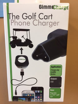 Golf Car Phone Charger
