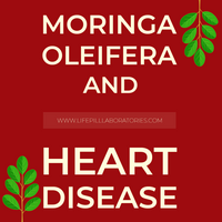 Moringa Oleifera and  Heart Disease