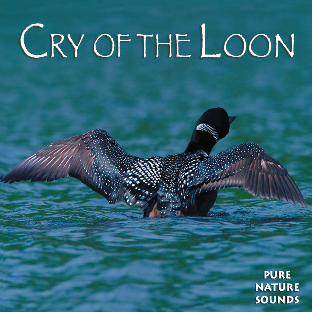 Cry of the Loon - NATURESCAPES