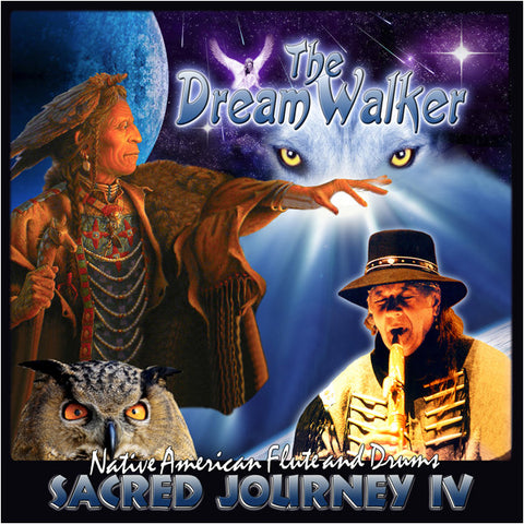 The Dream Walker - Chief Joseph, John of Light