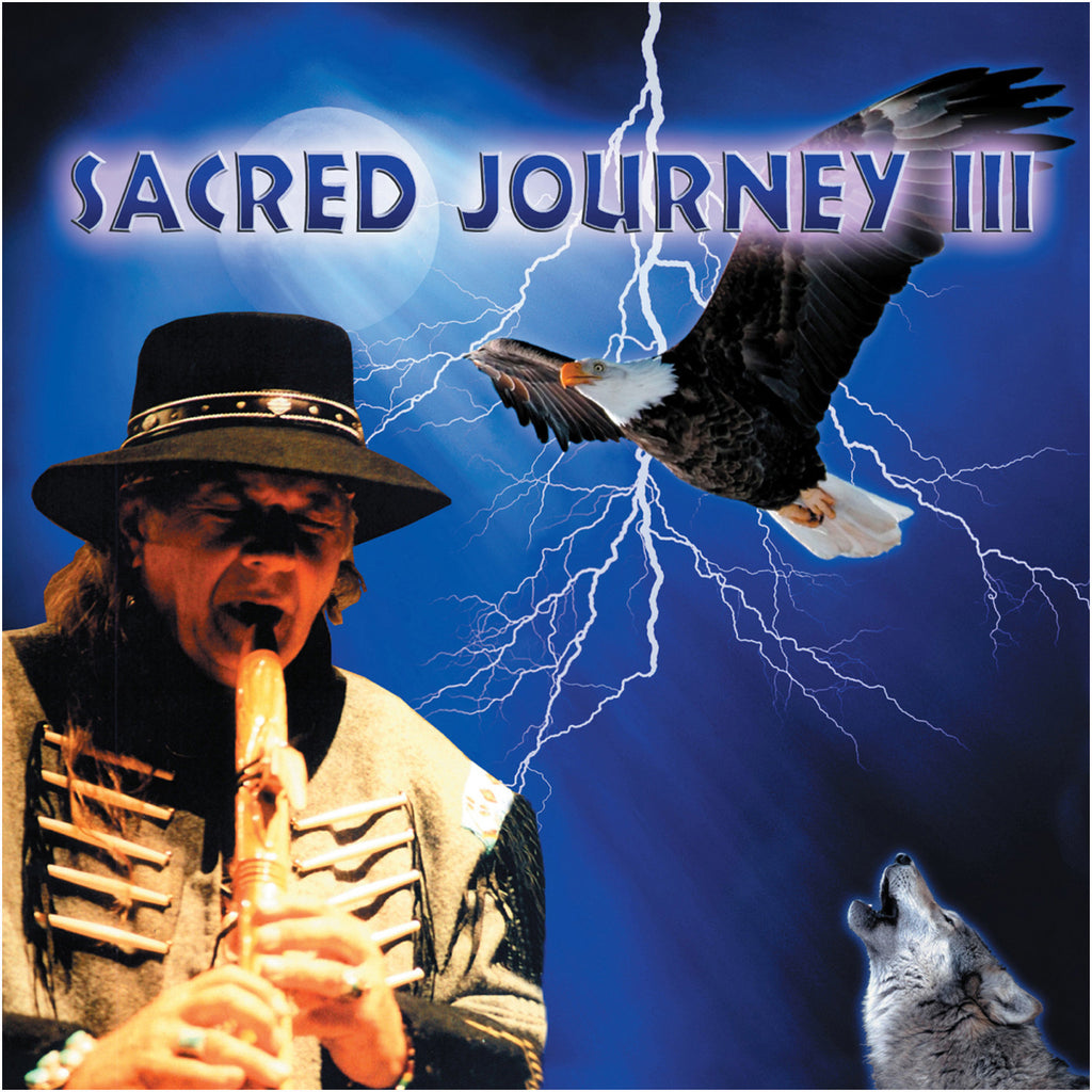 Sacred Journey III - Chief Joseph, John of Light