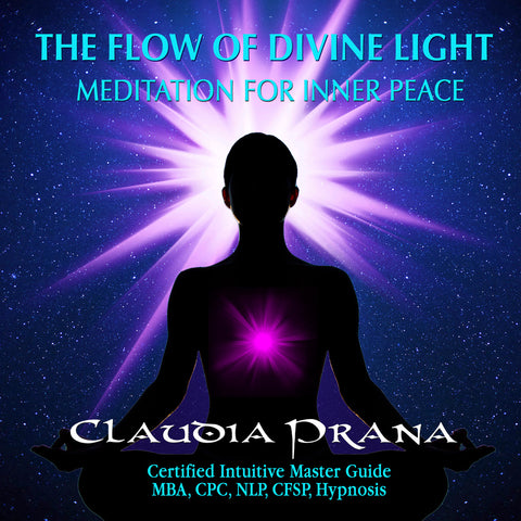 The Flow of Divine Light - Claudia Prana