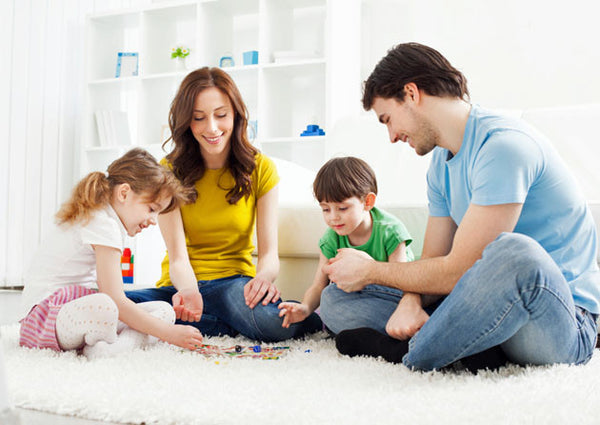 Tips for a Successful Family Game Night at Every Age & Stage