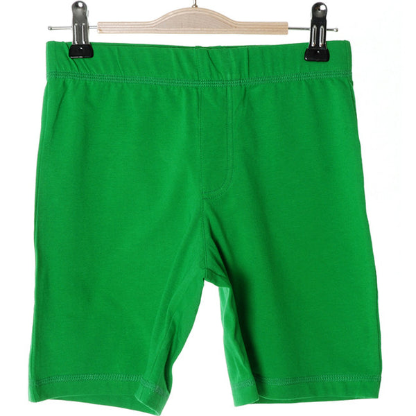 More Than a Fling Green Shorts