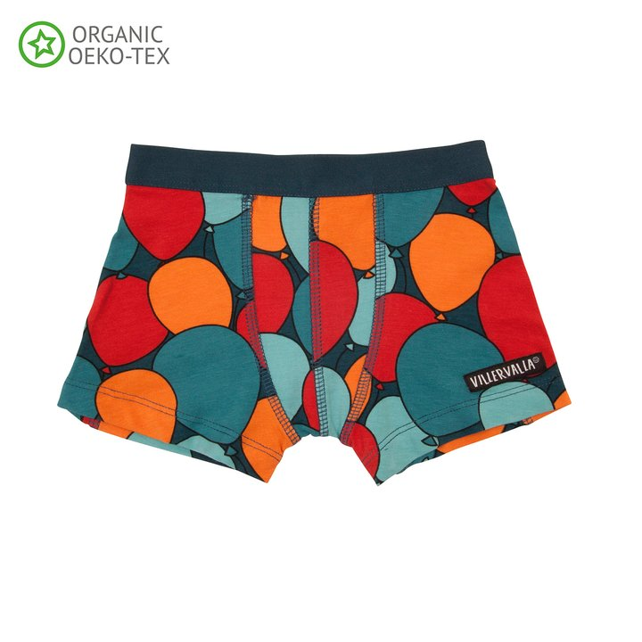 Villervalla Balloon Boxers - Dark Sea