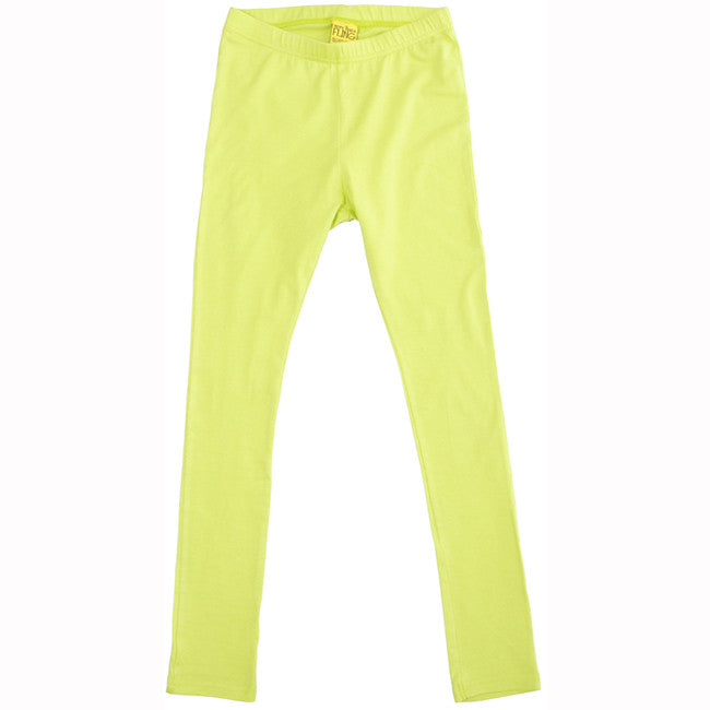 More Than a Fling Leggings Lime