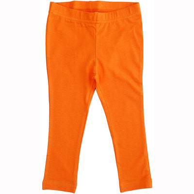 More Than a Fling Orange Leggings