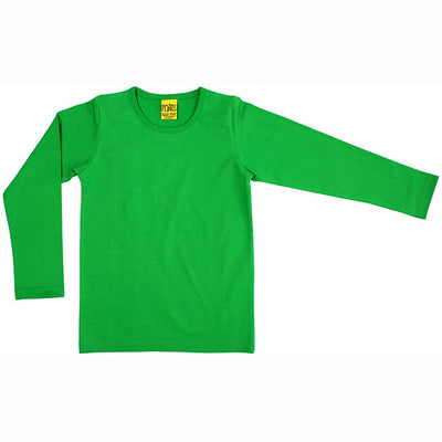 More Than a Fling Green Long Sleeve Shirt