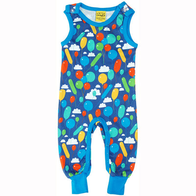 Duns Sweden Blue Balloon Overalls