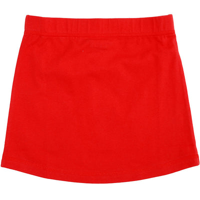 More Than a Fling Red Skirt
