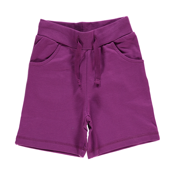 Maxomorra Purple Shorts