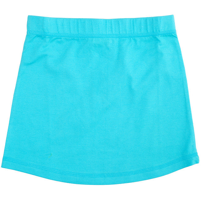 More Than a Fling Turquoise Skirt