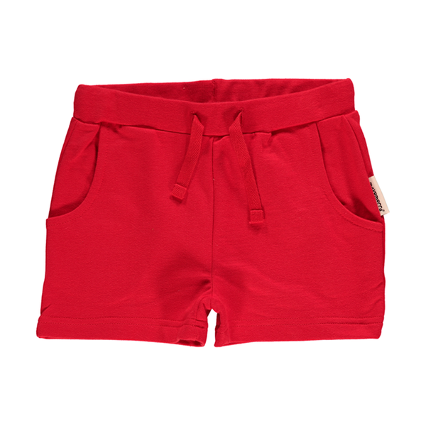 Maxomorra Red Shorts