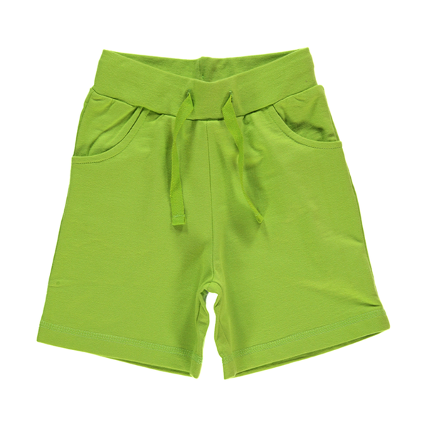 Maxomorra Bright Green Shorts