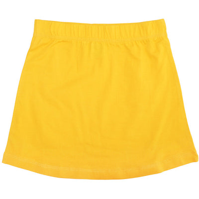 More Than a Fling Yellow Skirt