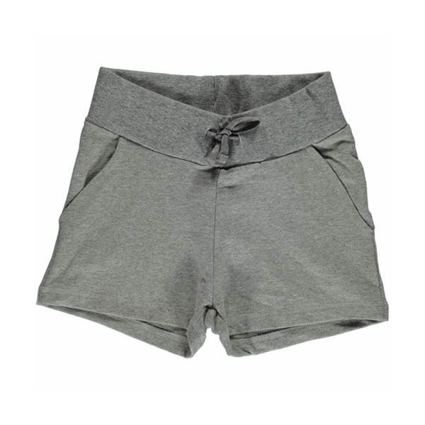 Maxomorra Light Grey Shorts