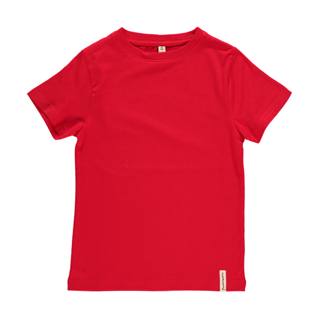 Maxomorra Red T-Shirt