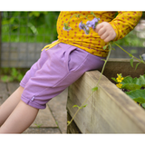 Smafolk Purple Shorts