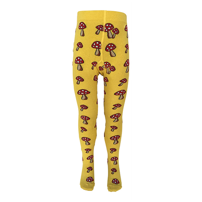 Slugs & Snails Toadstool Fun Guy Tights