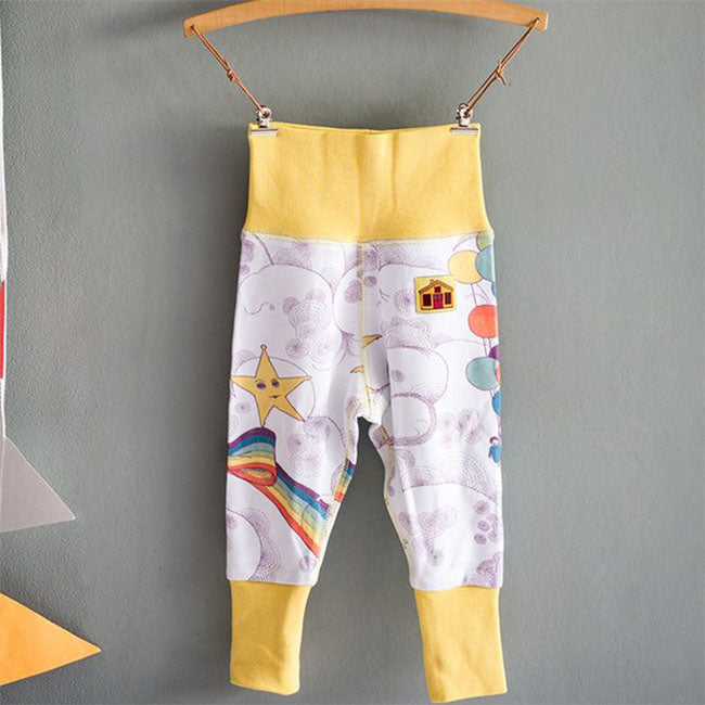 Modeerska Huset Starry Night Baby Pants