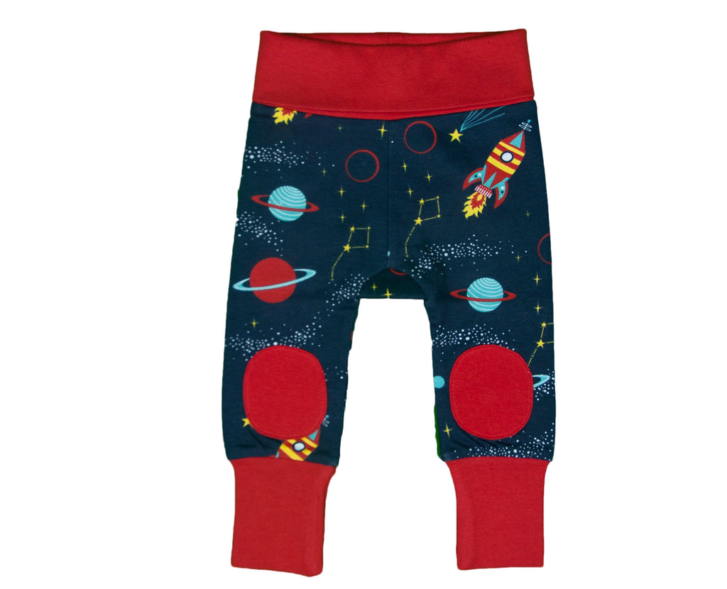 Moromini Outer Space Baby Pants