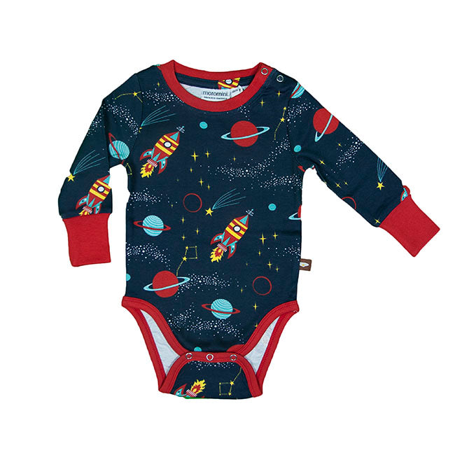 Moromini Outer Space Bodysuit