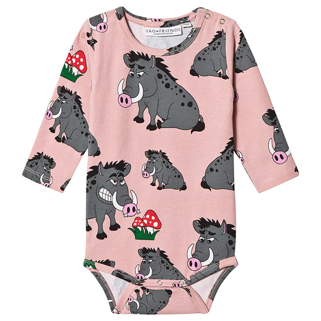 Tao & Friends Wild Boar Bodysuit