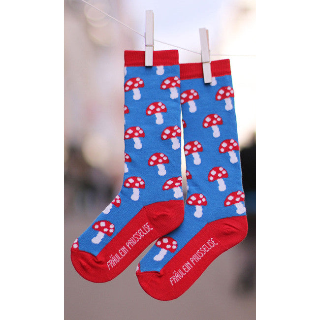 Fräulein Prusselise Toadstool Knee High Socks
