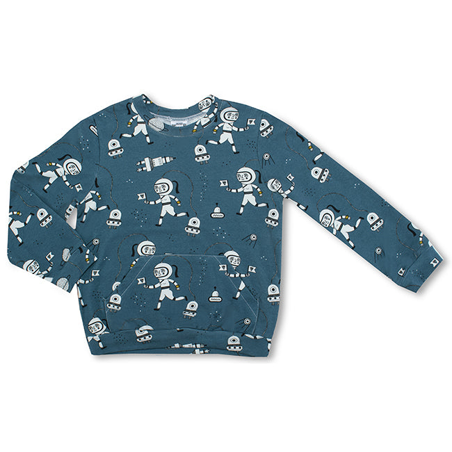 Raspberry Republic Space Explorers Sweatshirt