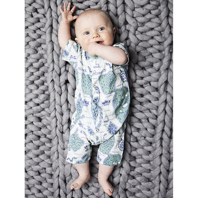 Modeerska Huset Little World Jumpsuit