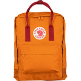 Fjallraven Kanken Classic Burnt Orange - Deep Red