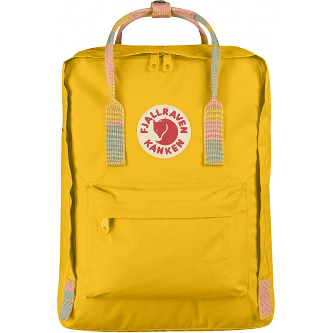 Fjallraven Kanken Classic Warm Yellow - Random Blocked