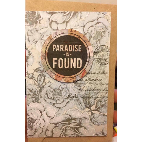 CA0001 - Paradise is found