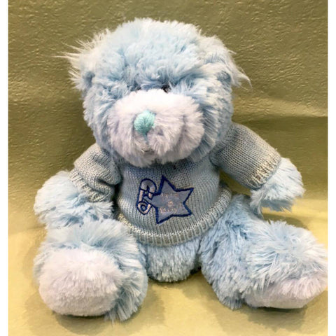 TB0003 - Blue teddy