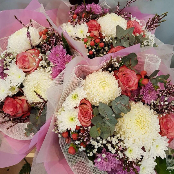 EE0053 - Popular pink bouquet
