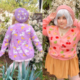 Animal Crossing Fruits Knitted Cardigan! *PREORDER*