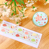 Ice Cream Scoops Washi Tape!