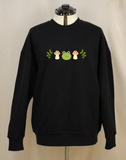 Embroidered Mix & Match Crew Neck Sweatshirts!