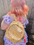 Summer Blooms Mini Backpack!
