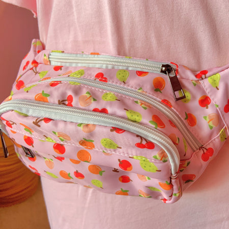 Animal Crossing Fruits Fanny Pack!