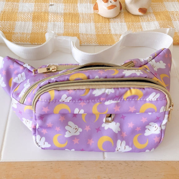 Moon Bunnies Fanny Pack!