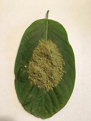 Green Papua Tea