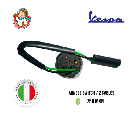 ARNESS SWITCH / 2 CABLES