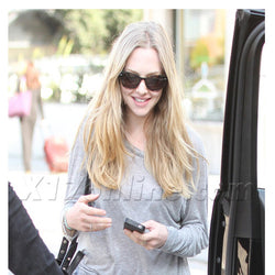 Amanda Seyfriend in Mona Top