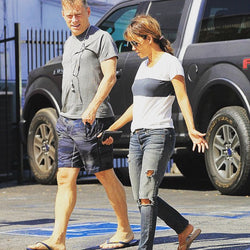 Halle Berry wearing the Davy tee