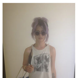 Kelly Osbourne in Grace Shorts