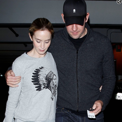 Emily Blunt wears the 'Cherokee' Forever Sweatshirt