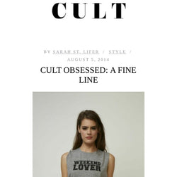 CULT COLLECTIVE feature