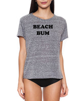 BROTHERS 'BEACH BUM' CROPPED TEE