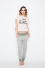 HASTINGS 'I LOVE PHYSICAL EDUCATION' TEE